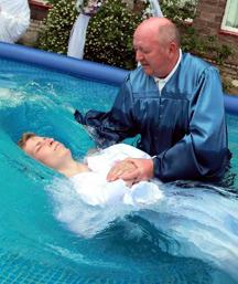 Крещение в воде