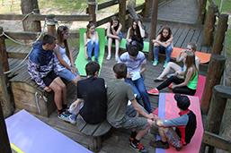 христианский Подростковый лагерь «ГЛАВНЫЙ ГЕРОЙ»