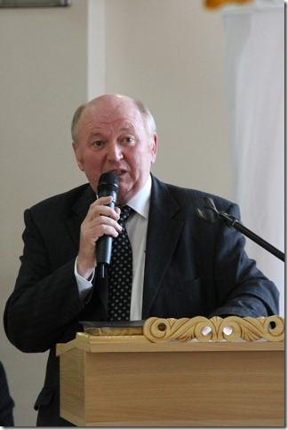 Пастор Николай Васильевич