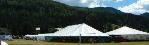 Низких Татр Музыкальный фестиваль - CampFest