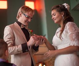 свадьба ирины и сергея