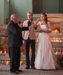Христианская семья свадьба ирины и сергея