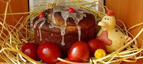 «рецепт» Пасхи